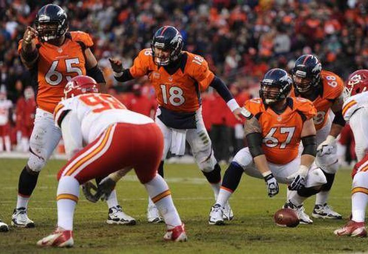 A pesar de tener una derrota en la temporada, Denver se mantiene invicto en casa. (Foto: Joe Amon, The Denver Post)