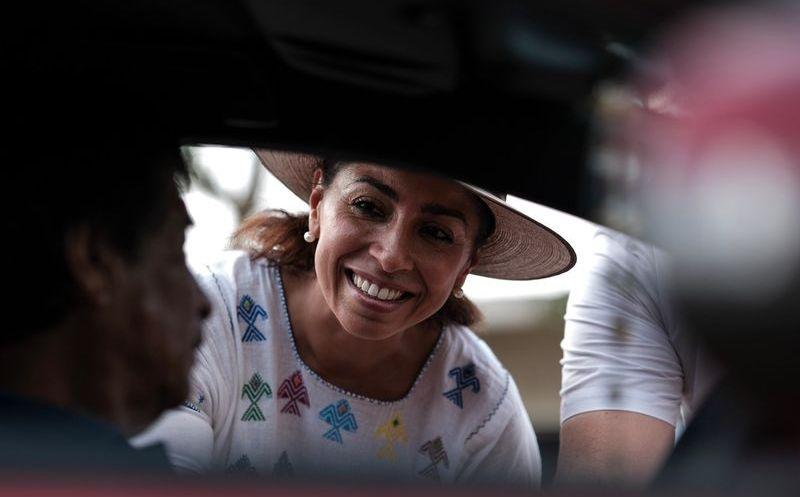 Marybel se compromete a generar nuevas leyes que estén dirigidas a fortalecer la calidad de vida de los mexicanos. (Redacción)