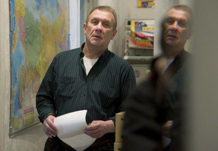 Sergei Nikitin, el director de Amnistía en Rusia, dijo que los funcionarios exigieron documentos de la organización que el gobierno ya tiene en archivo. (Agencias)
