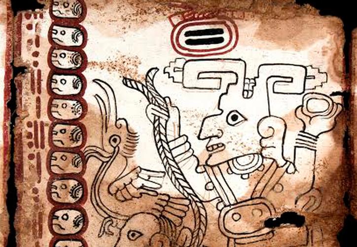 El códice fue elaborado entre 1021 y 1154. (Twitter)