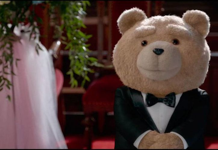 La película 'Ted 2' tuvo una recaudación en taquilla muy por debajo de lo esperado, en el primer fin de semana. La imagen es una de las escenas de la película, tomada del tráiler oficial de Universal Pictures.