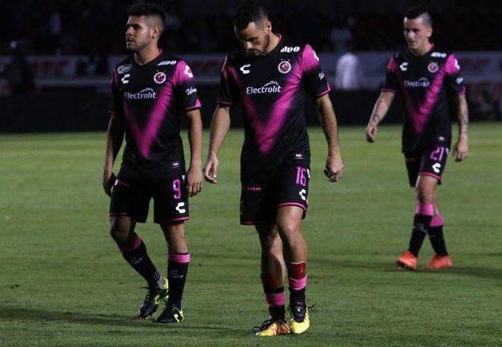 Los Tiburones Rojos de Veracruz anunciaron que cualquier jugador del equipo puede salir el próximo Draft. (imago7.com)