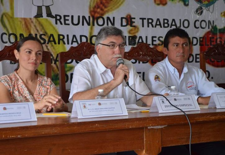 El Secretario Estatal de Salud, Juan Lorenzo Ortegón Pacheco manifestó que se pretende mantener una cobertura médica total. (Redacción/SIPSE)