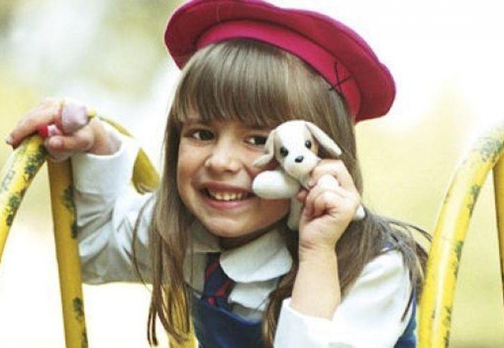 Daniela Aedo lanzó su primera canción a través de plataformas de Internet. (Univisión).