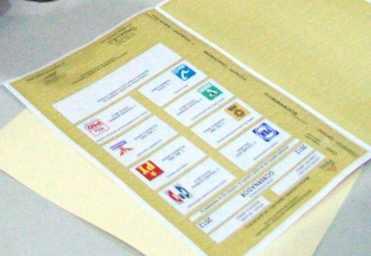 Las elecciones de 2015 no serán las primera en las que haya candidatos comunes. (SIPSE)