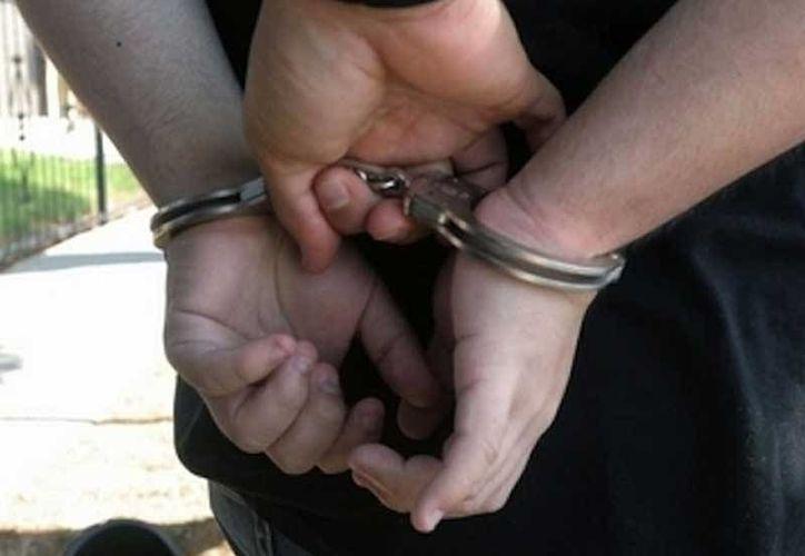 El Árabe, lugarteniente de La Tuta, fue detenido en la carretera Zinapécuaro –Acámbaro. (Foto de contexto/hoy.com.do)