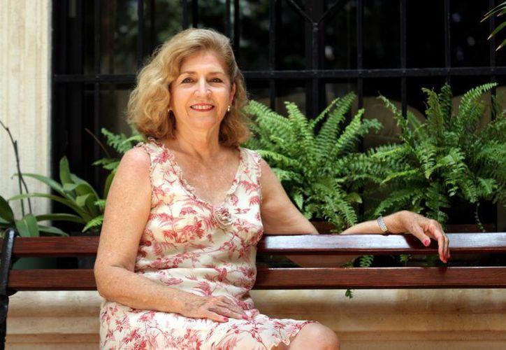 Con el apoyo de su familia, amigos y diversos sectores de la sociedad, Enna Victoria Rodríguez García dirige la Amycc. (Milenio Novedades)