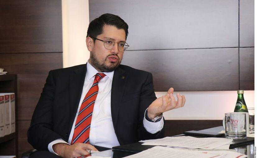 Carlos Martínez, director general del organismo, detalló que ya se establecieron tres ejes de acción, aplicables a partir del 15 de abril, planeados en coordinación con el Gabinete Económico y autoridades sanitarias. (Agencia Reforma)