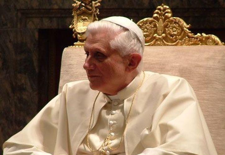 De acuerdo a los analistas el Papa Benedicto XVI pretende hallar solución a los escándalos que más dañan a la Iglesia Católica. (Notimex)