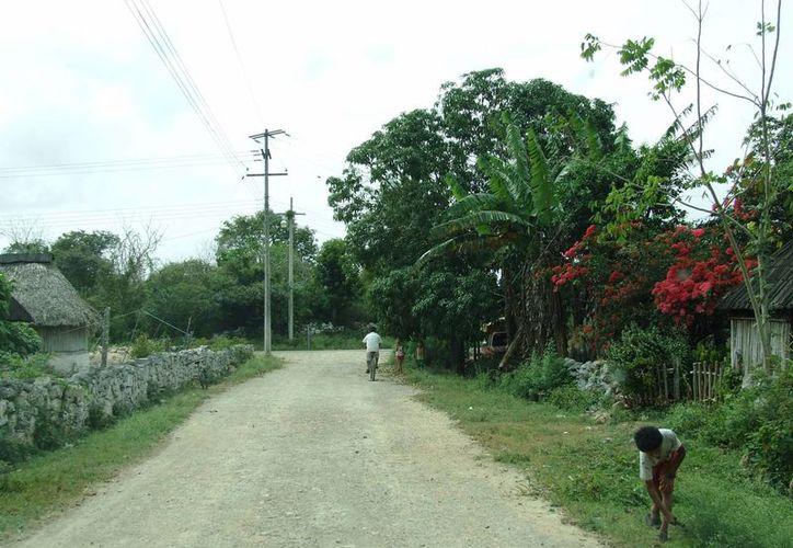 Los poblados que pertenecen a Felipe Carrillo Puerto, a pesar que son atendidos por Tulum, enfrentan un enorme rezago. (Rossy López/SIPSE)