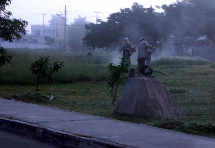 Para este miércoles el Servicio Meteorológico Nacional pronostica lluvias y un calor de hasta 40 grados en Yucatán. (SIPSE)
