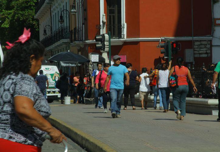 Los efectos del Frente Frío 16, que se ubica en el norte de la República Mexicana, se prolongarían hasta mediados de la próxima semana. (Foto: Jorge Acosta)