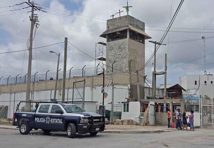 Esperan el ingreso de alrededor de 300 niños en la cárcel para el festejo. (Jesús Tijerina/SIPSE)