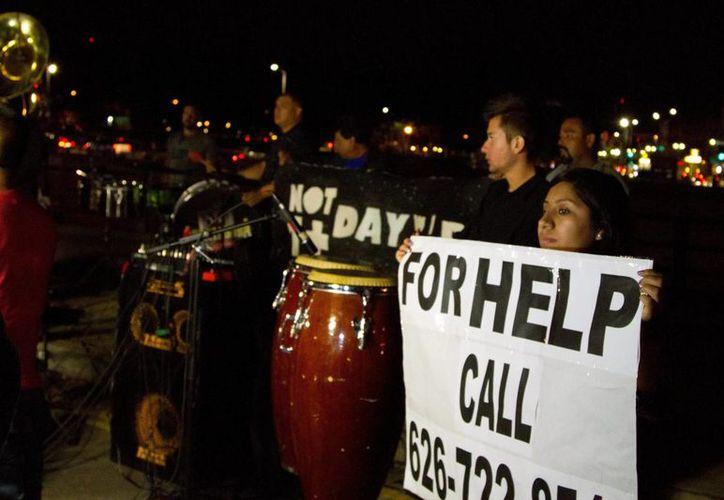 Los activistas programaron actividades y eventos para pedir a Obama acción inmediata sobre el tema migratorio. (EFE)