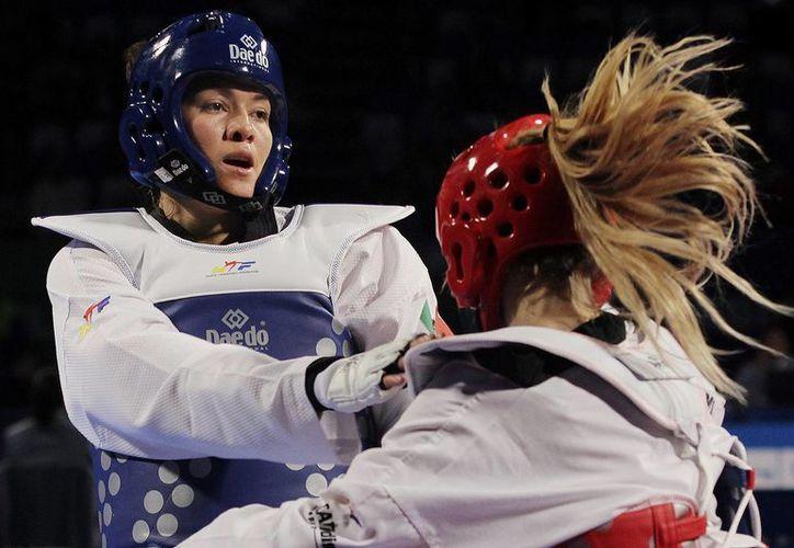 Tras guardar silencio, la doble medallista olímpica aseguró que aprendió de la derrota. (Foto: Agencias)