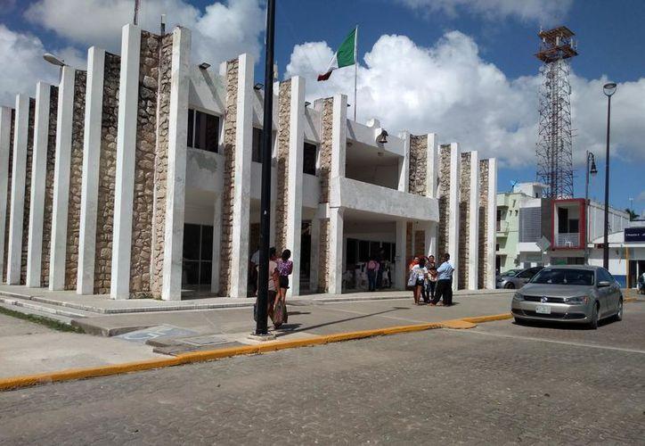La mitad de los contribuyentes de Felipe Carrillo Puerto tienen pagos del impuesto predial atrasados. (Jesús Caamal/SIPSE)
