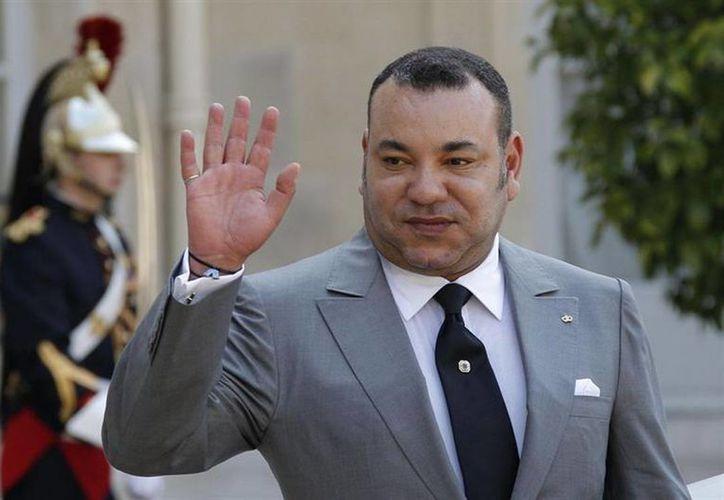 El martes pasado, Mohamed VI indultó a 48 presos a pedido del rey Juan Carlos, entre los liberados estaba Galván Fina. (Agencias),