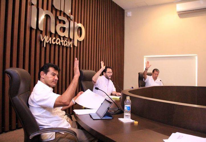 El Inaip acordó enviar el exhorto al municipio de Maxcanú. (José Acosta/SIPSE)