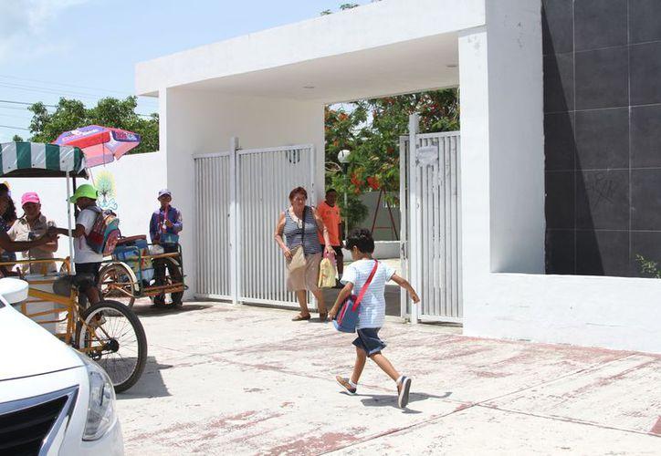 El plantel continuará abierto hasta el próximo 24 de julio. (Joel Zamora/SIPSE)