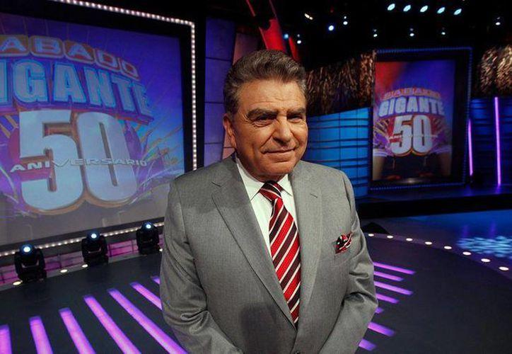 Don Francisco festejará en grande el fin del programa 'Sábado Gigante', que condujo durante 53 años. (abc7.com)