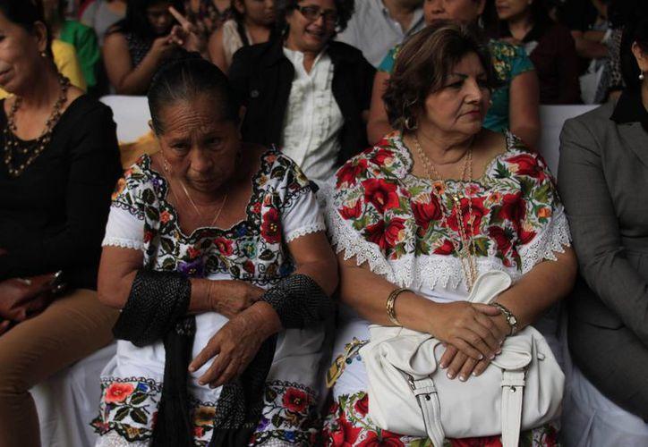 Alrededor de 26 mil personas hablan maya en Quintana Roo. (Archivo/SIPSE)