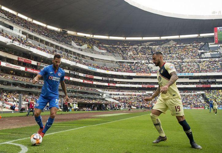 El encuentro terminó con un insípido cero a cero. (Televisa Deportes/ Por: @OscarGuevara_TD)
