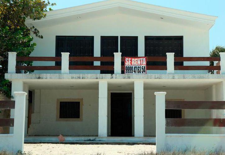 Las zonas donde se ofrecen las casas son Chuburná, Chelem, Progreso, Chicxulub y Telchac Puerto. (Foto: Milenio Novedades)