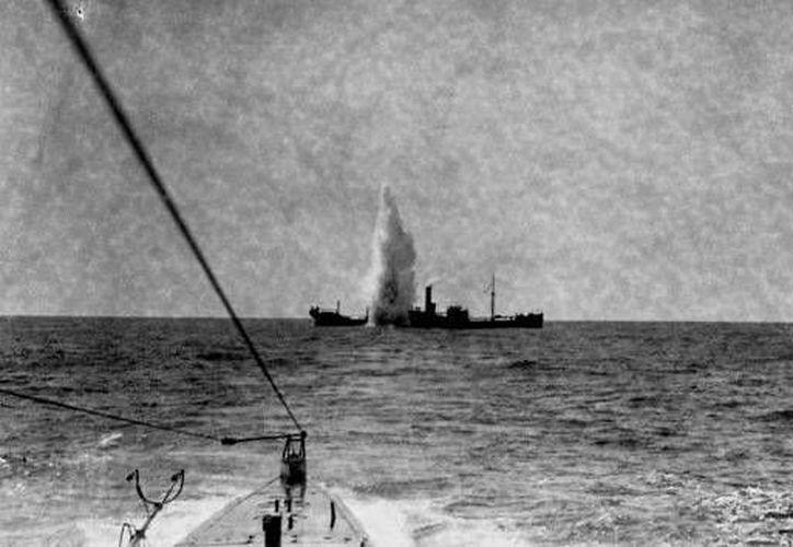La mayoría de estos submarinos se hundieron con sus tripulaciones a bordo. (RT)