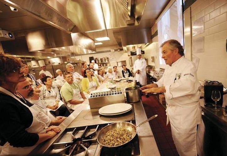 Al destino llegan chefs de calidad mundial. (Foto de Contexto/gq.com.mx)