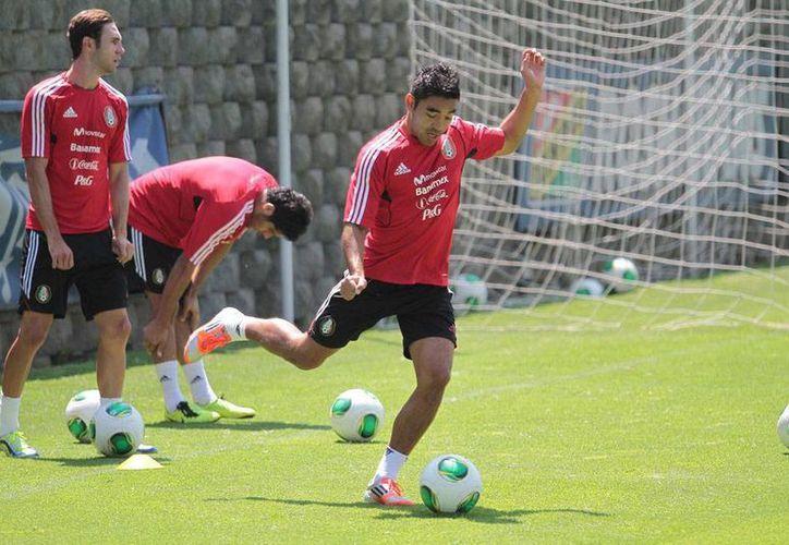 México jugará contra Costa de Marfil un partido amistoso. (Archivo/NTX)