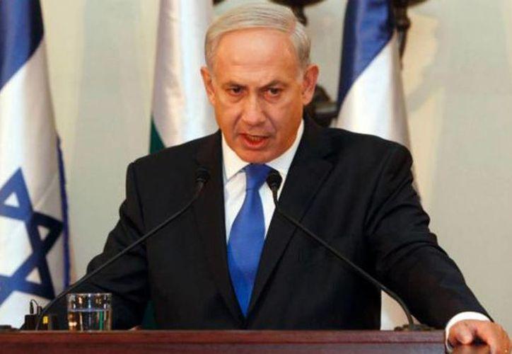 En 2012 Benjamín Netanyahu, anunció que Irán había completado un 70% de sus planes de construir armas nucleares. (Archivo/Agencias)
