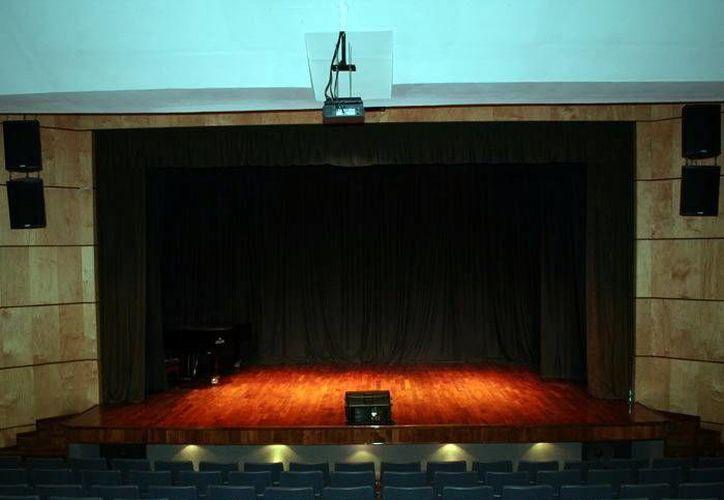 El Olimpo presentará próximamente obras de teatro, artes plásticas, musicales y funciones de cine. (Sipse)
