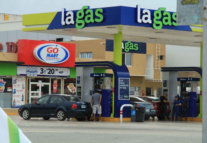 Con el gasoducto vendrían nuevas franquicias a establecerse en el estado. (Luis Soto/SIPSE)