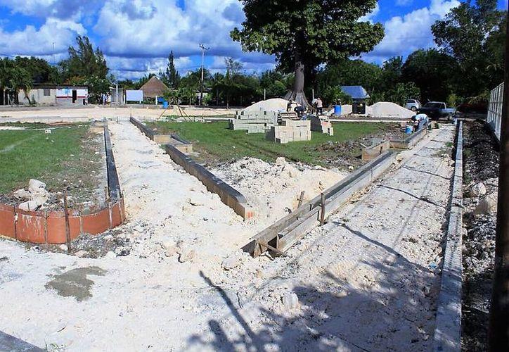 La edificación corresponderá al Ayuntamiento de Bacalar, quien planeará u construirá en sitios donde considere que hagan falta. (Javier Ortiz/SIPSE)