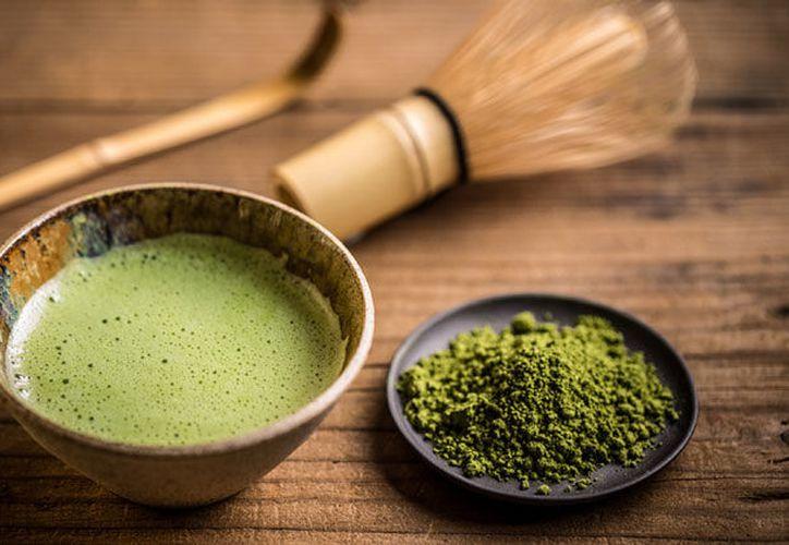 En japonés, 'matcha' significa 'té en polvo'. (Contexto/Internet).