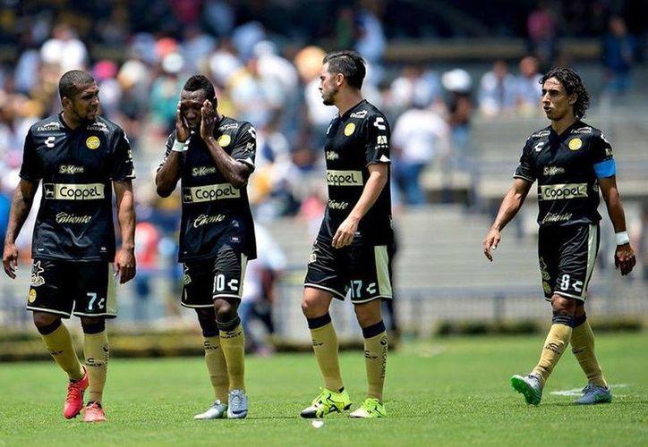 Si los Dorados de Sinaloa quieren seguir con vida en la Liga MX tienen que lograr una victoria esta noche ante Cruz Azul. (Archivo Mexsport)