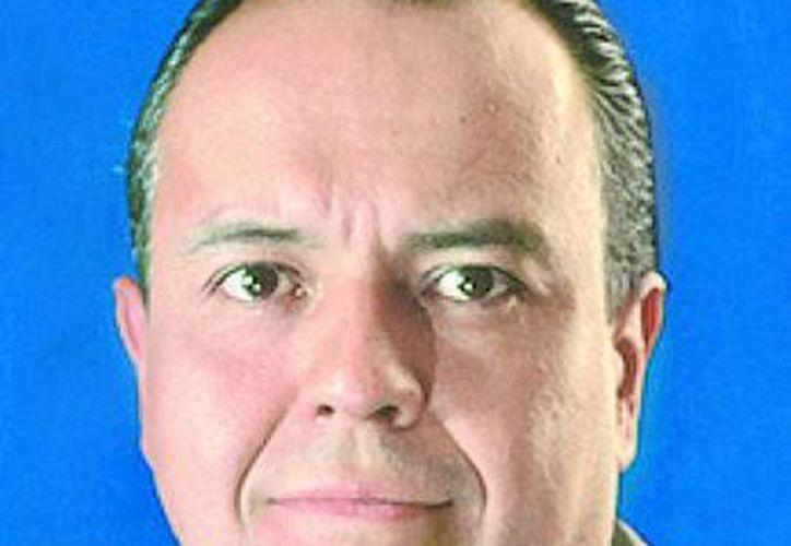 José Luis Serrato, director general de la firma en México. (Milenio)