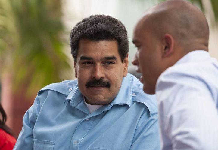 Maduro pidió a la cadena CNN que 'rectifique' en su postura crítica hacia su gobierno. (EFE)