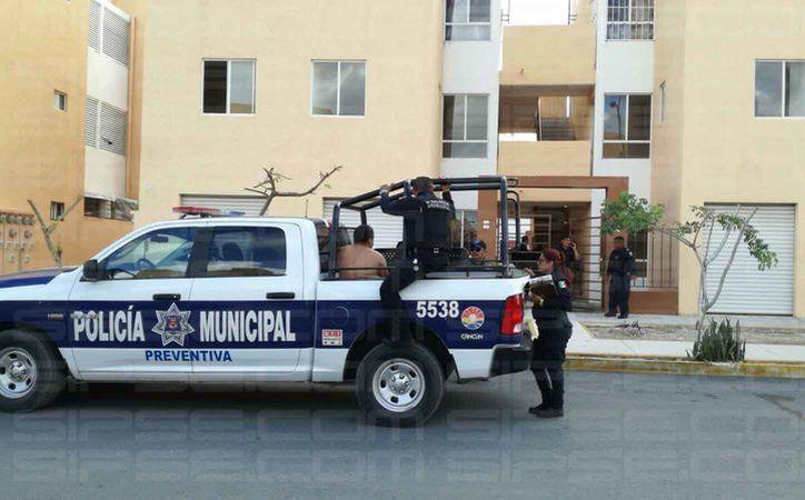 El cuerpo de una mujer fue encontrado sin vida dentro del baño de su vivienda la tarde de ayer, en el Región 251 de Cancún. (Redacción/SIPSE)
