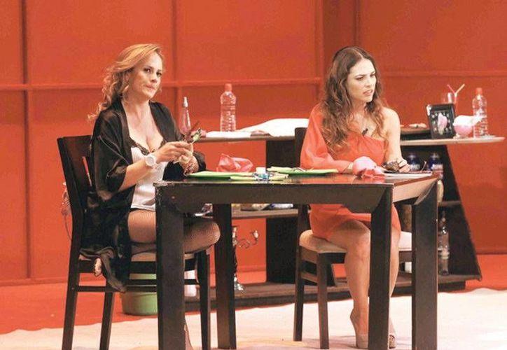Roxana Castellanos y Fabiola Campomanes visitarán la capital del estado. (Redacción/SIPSE)