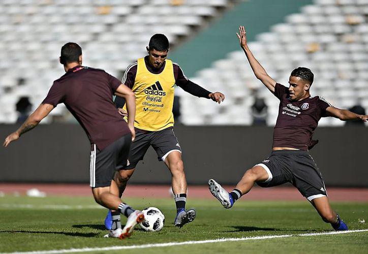 La selección mexicana de fútbol se enfrentará hoy contra Argentina, como visitante, en el estadio Mario Alberto Kempes. (Twitter/@miseleccionmx)