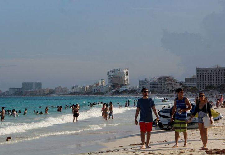 Los diferentes destinos turísticos del país se encuentran listos para el próximo período vacacional. (Paola Chiomante)
