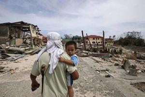 <i>Haiyan</i>, el tifón que cambió el rostro de Filipinas