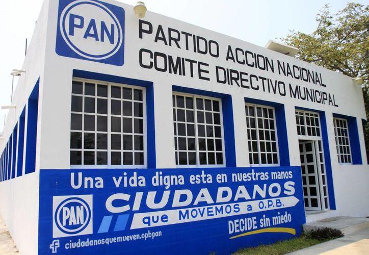 El PAN acordó con el PRD continuar la coordinación de sus estructuras y avanzar en las estrategias de campaña. (Harold Alcocer/SIPSE)