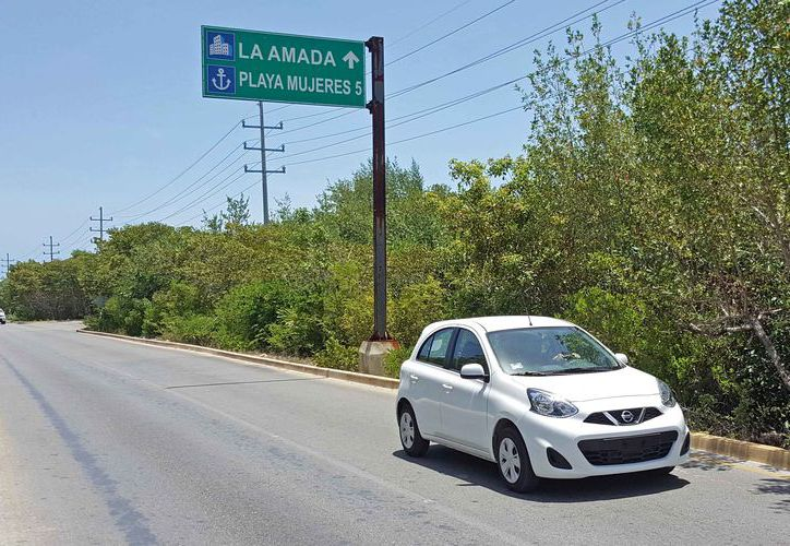 El Parador se ubica en el tramo de la carretera Punta Sam-Bonampak. (Jesús Tijerina/SIPSE)