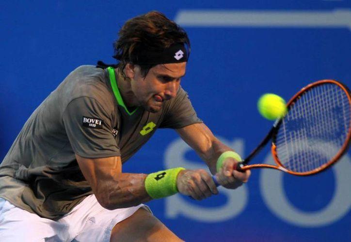 Aunque cayó en Cincinnati ante Federer, David Ferrer escaló un lugar para ubicarse en la quinta plaza de la tabla de la ATP, por delante del canadiense Milos Raonic. (Notimex)