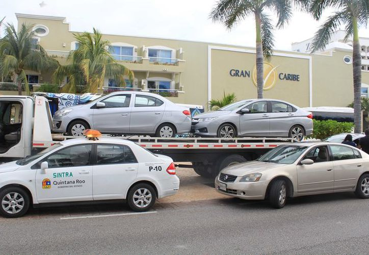 Para la AMAV no son competencia desleal ya que además son una forma de economía para los que viven en Cancún. (Luis Soto/ SIPSE)