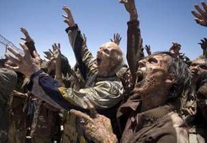 En la carrera los zombies intentarán robar cada una de las seis vidas de los corredores. (Foto/Resident Evil)