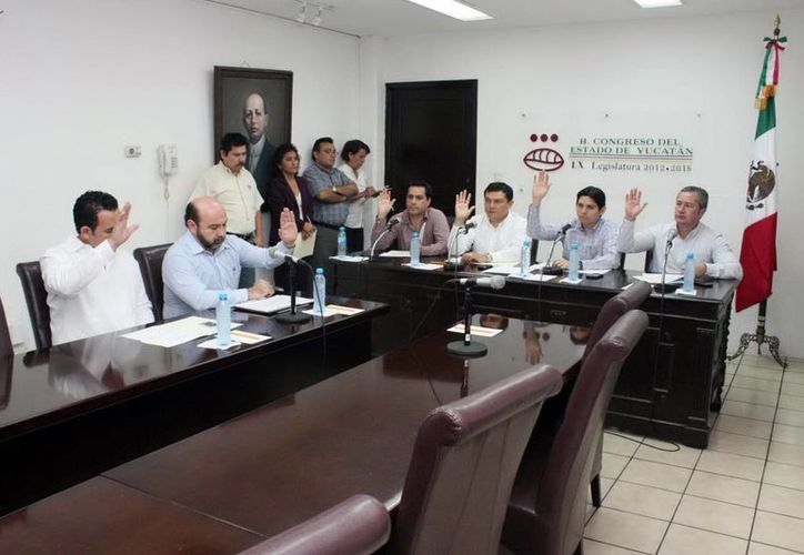 El dictamen de la reforma constitucional fue aprobado por unanimidad. (Milenio Novedades)