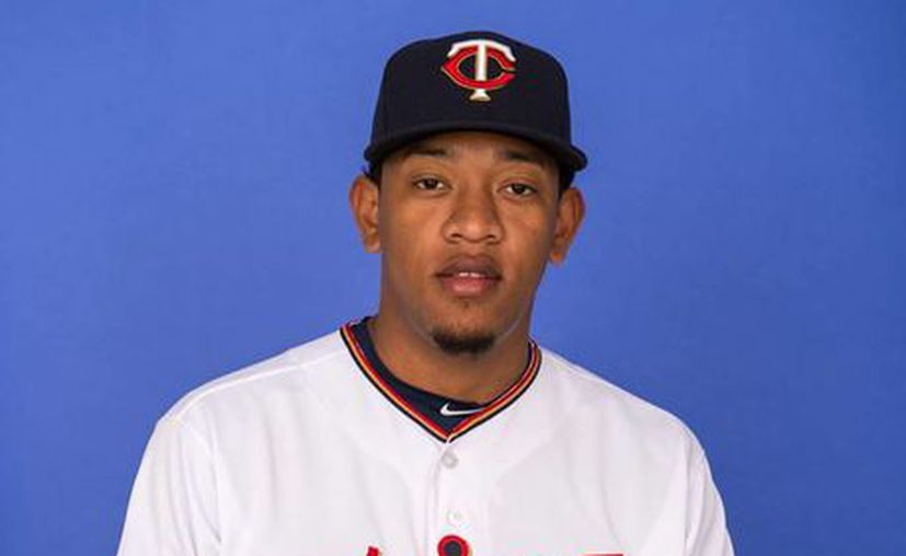 El pitcher Yorman Landa, de Mellizos de Minnesota, falleció este sábado en Venezuela. (Facebook.com/Twins)